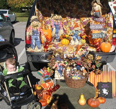 Trunk or Treat, Smell my Feet.