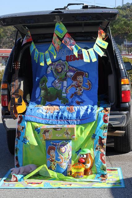 Carnival Trunk Or Treat Ideas