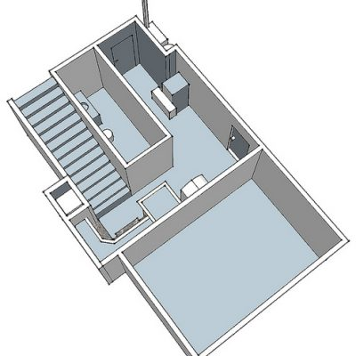 Using Sketchup for room layouts and remodels