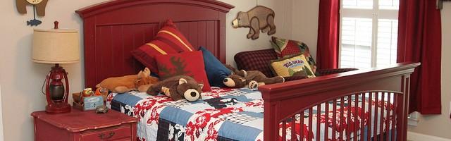 Big Boy Bed, take two.
