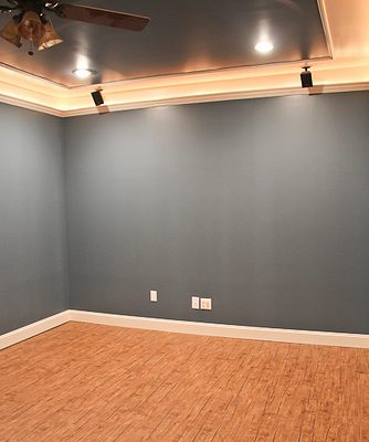 The Finished Basement Revealed!