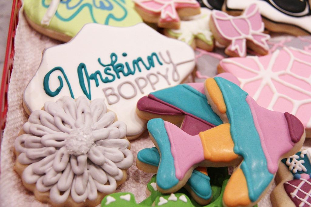 New Favorite: Custom Cookies by Salsa Sweets