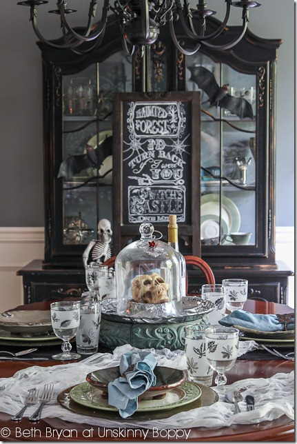 Krylon Chalkboard Paint Halloween Ideas-14