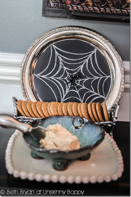 Krylon Chalkboard Paint Halloween Ideas-6