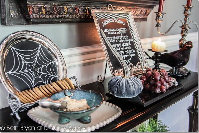 Krylon Chalkboard Paint Halloween Ideas-8