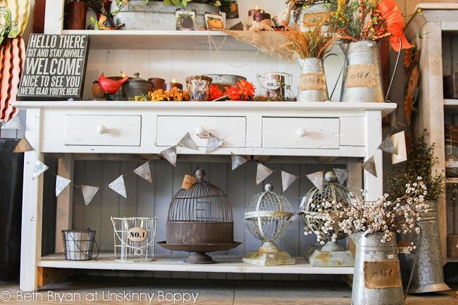 amish store display ideas