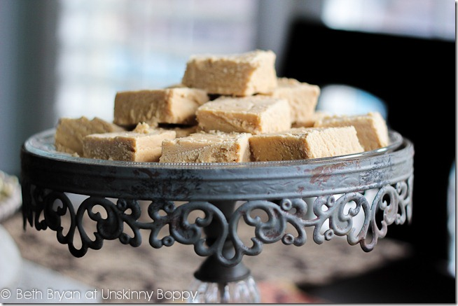 16 Bloggers share their favorite family recipes in a free Holiday Heirloom Recipe Collection e-book. Peanut butter fudge recipe included.