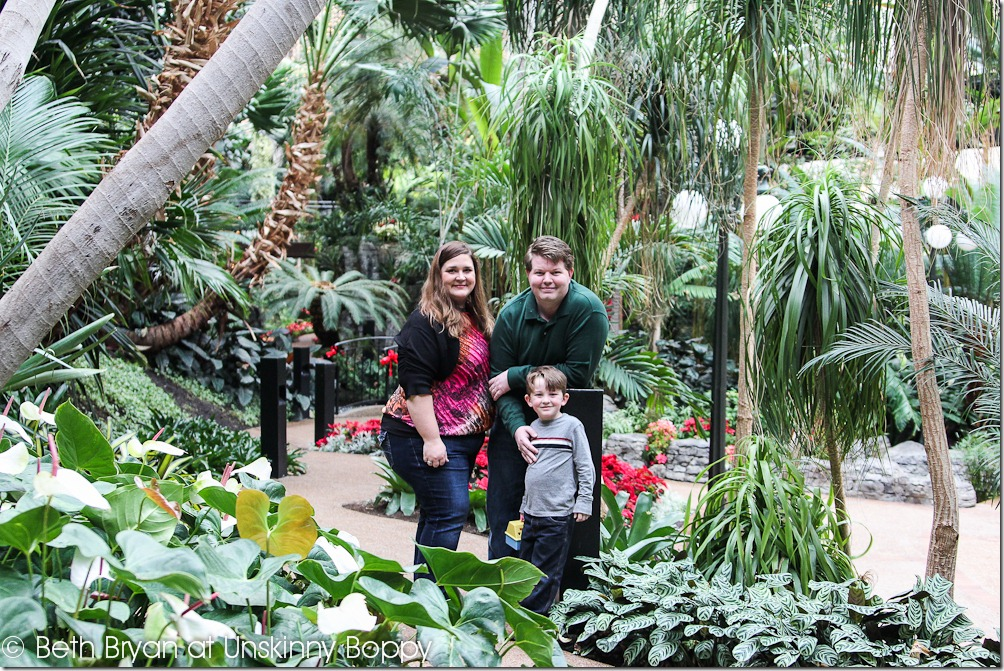 New Years Eve 2012 - Shrek the halls at the Opryland Hotel Nashville_-14