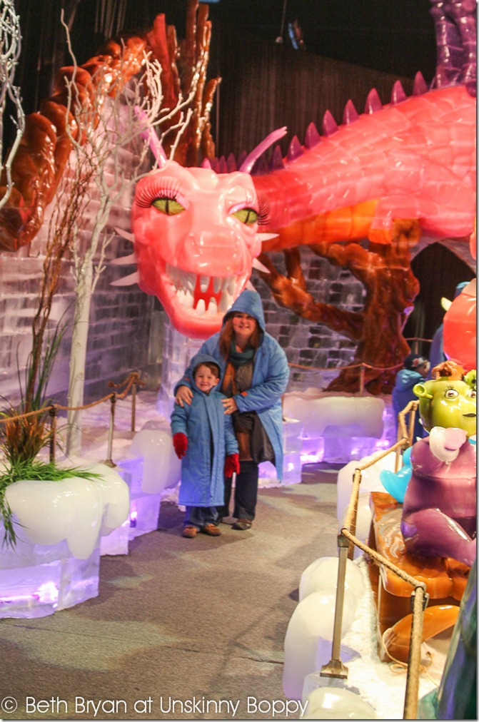 New Years Eve 2012 - Shrek the halls at the Opryland Hotel Nashville_-4