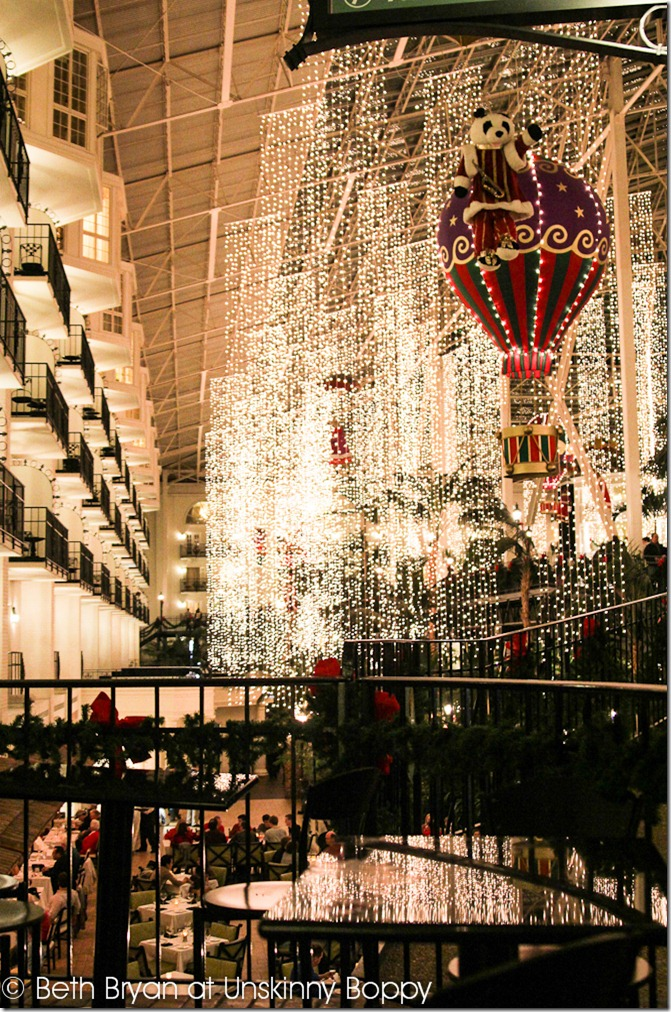 New Years Eve 2012 - Shrek the halls at the Opryland Hotel Nashville_-7