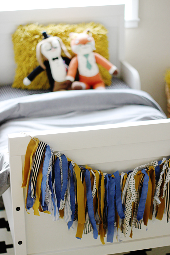 Room Makeover And A Box Bed: Beyond The Nursery: Fun Boy Room Decorating Ideas From A