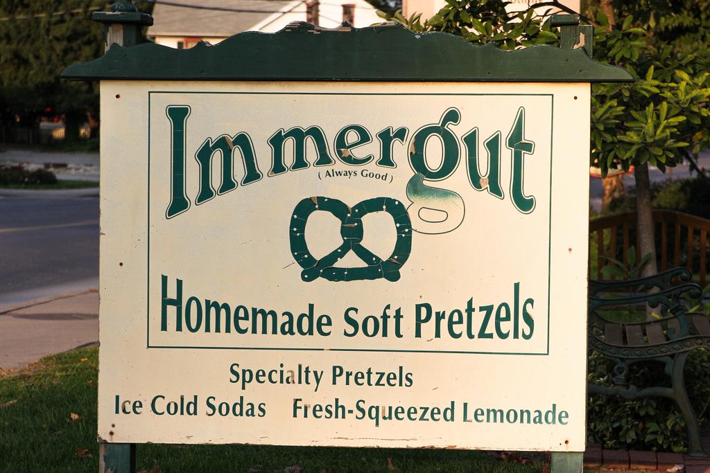 Immergut Amish Pretzels, Intercourse, PA