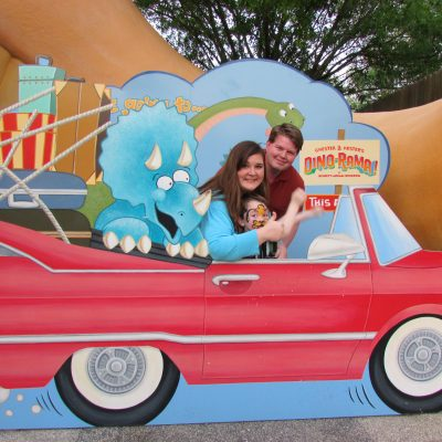 Fun Things to do at Walt Disney World with a Five Year Old