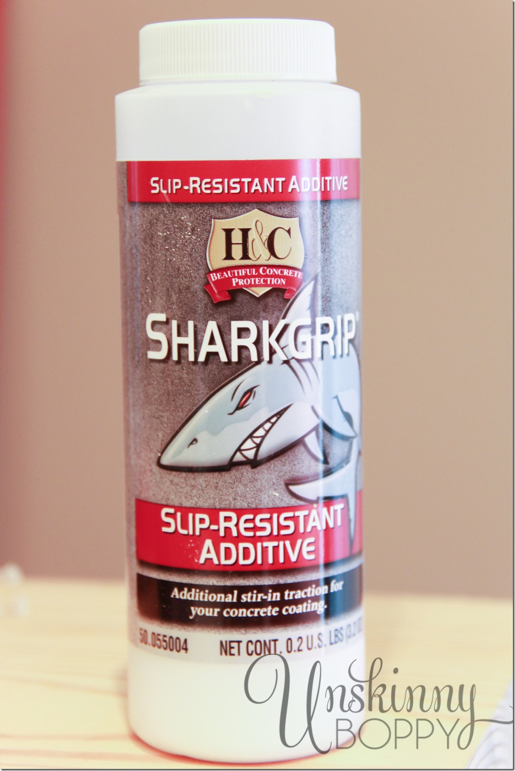 Sharkgrip for painted staircases