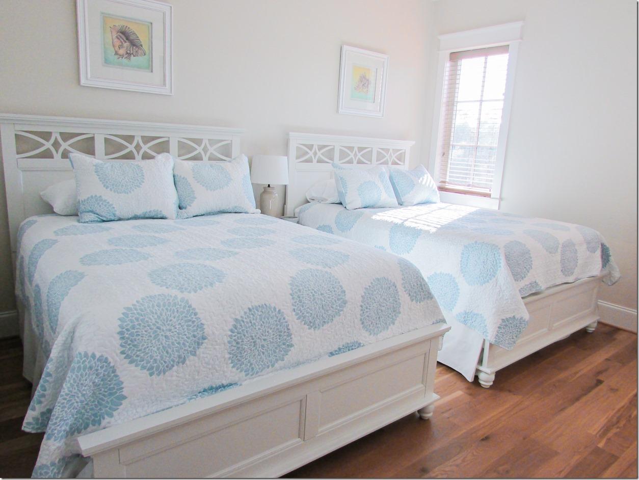 Dream Beach House Tour Cabana Blu At Blue Mountain Beach