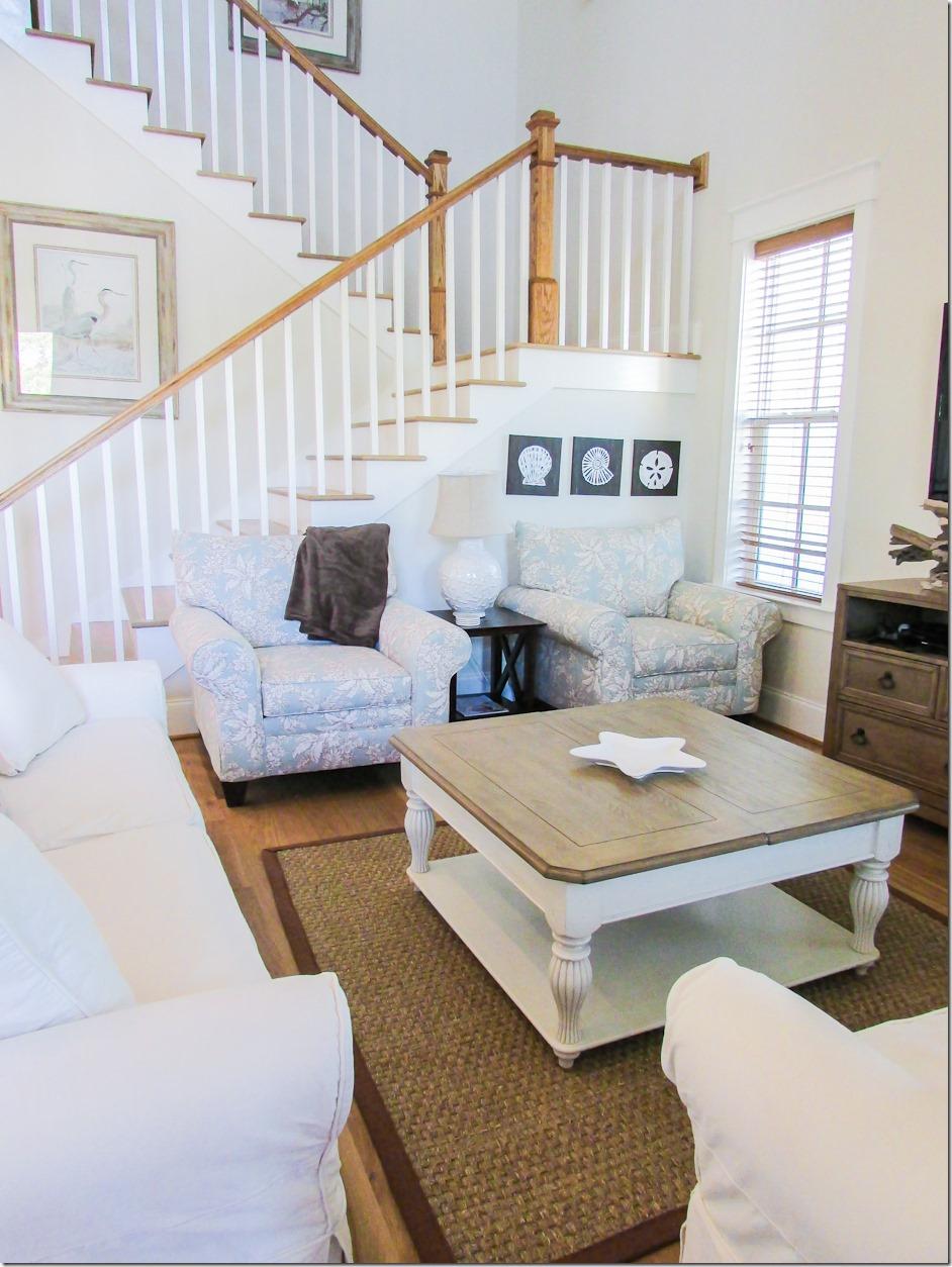 Dream Beach Cottage With Neutral Coastal Decor: Dream Beach House Tour: Cabana Blu At Blue Mountain Beach
