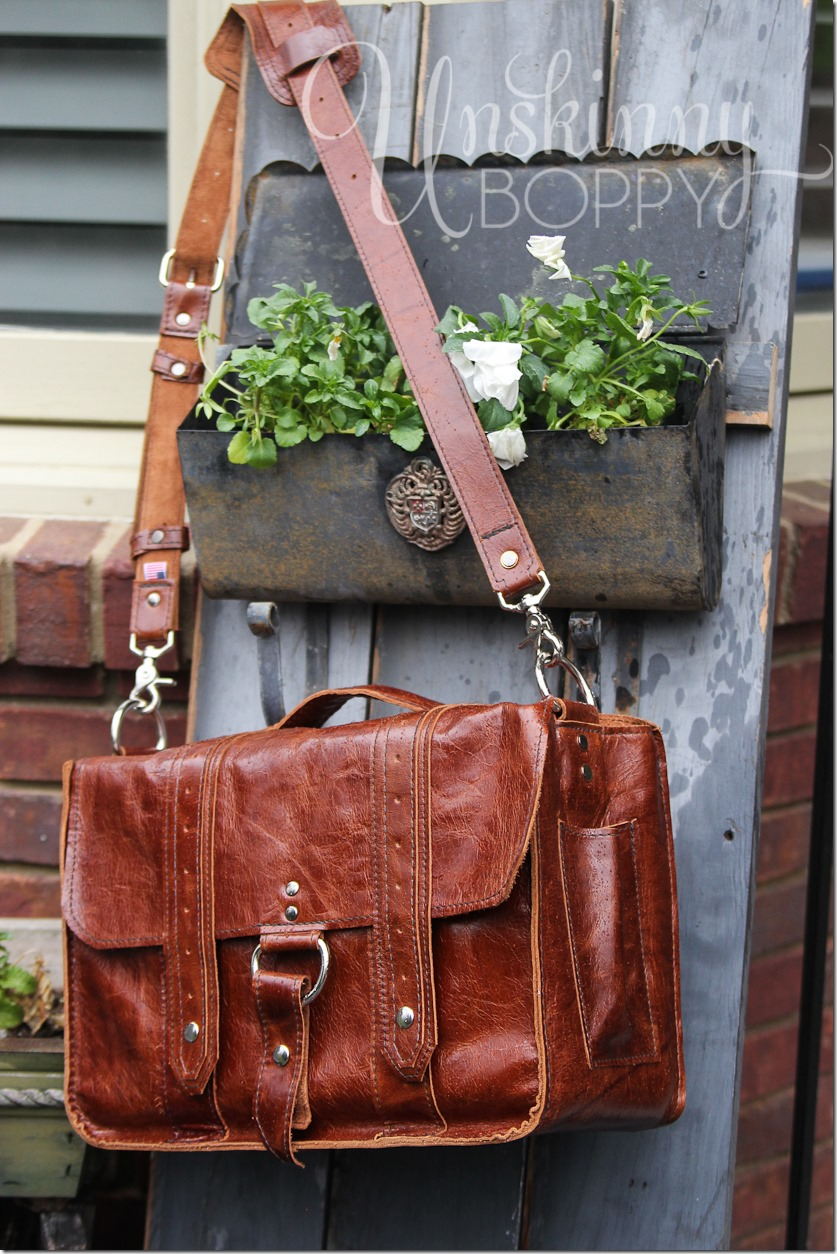 Love this bag? Wanna own it? Click here to enter the giveaway for a Copper River Bag at www.unskinnyboppy.... Hurry! Giveaway ends at midnight on April 8, 2013.