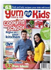 Yum For Kids Magazine