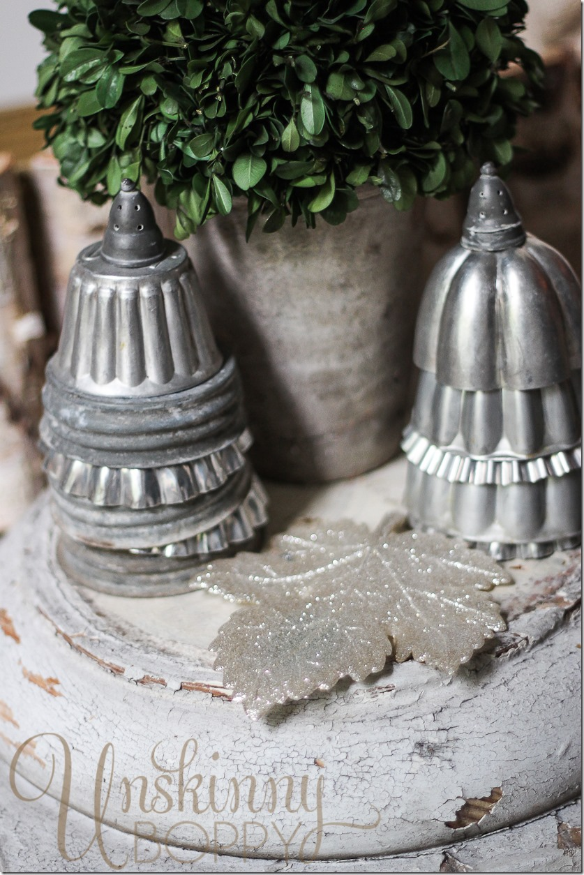 Decorating with Vintage Jello Molds (3 of 4)