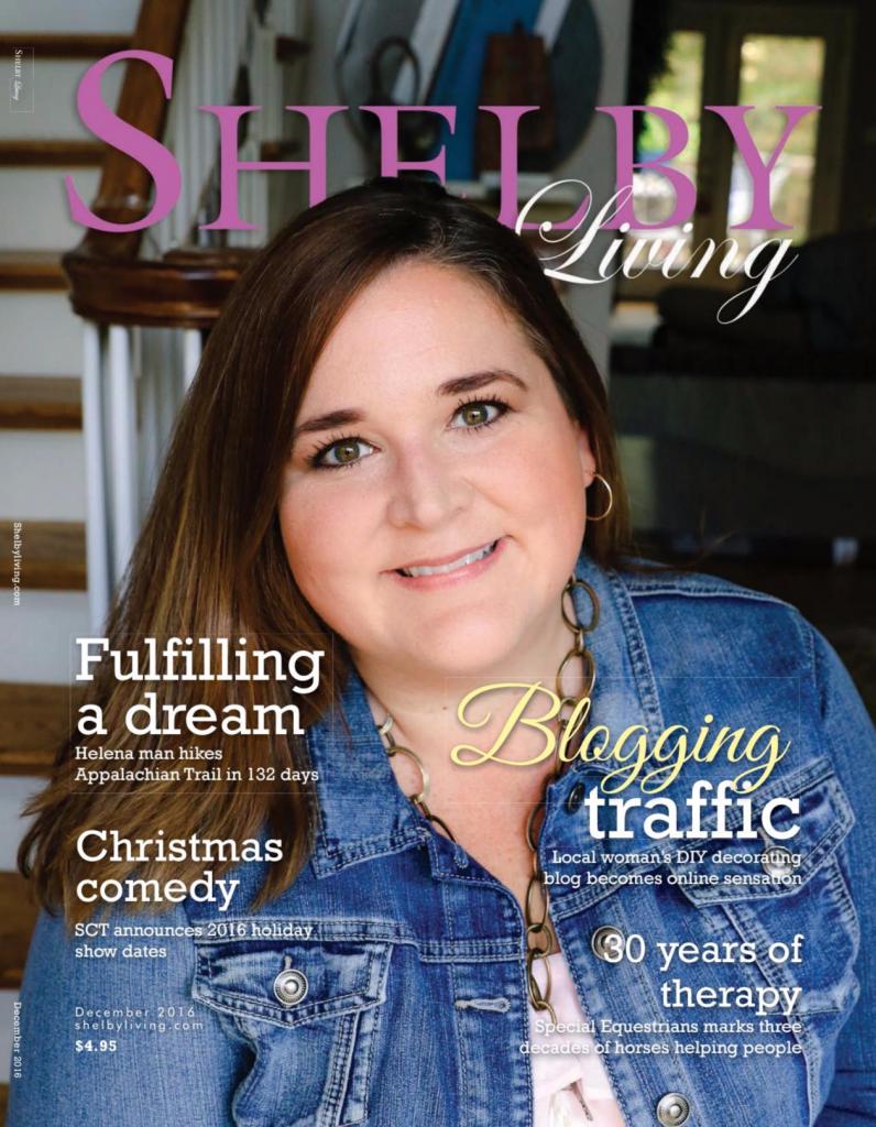 Beth Bryan Shelby Living Magazine