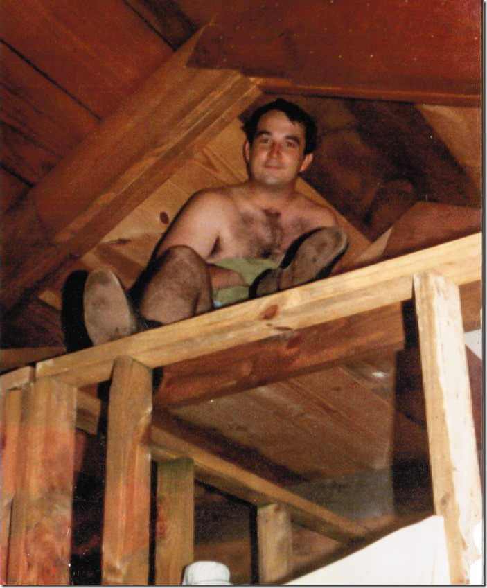 Dad building the loft-2