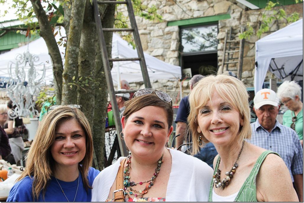 FunkyJunk Donna, Beth and Rhoda