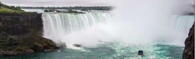 Our Niagara Falls Vacation