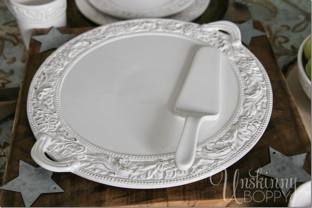 Pfaltzgraff Country Cupboard place settings GIVEAWAY_-16