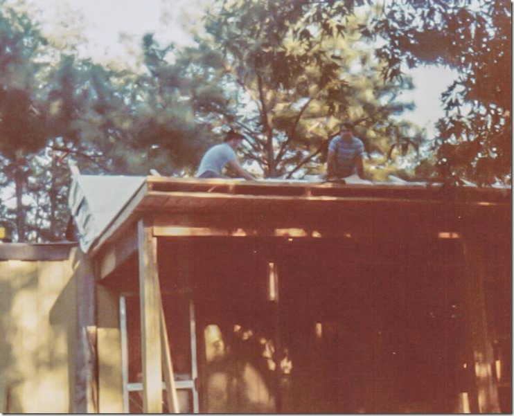 on the roof 1979-2