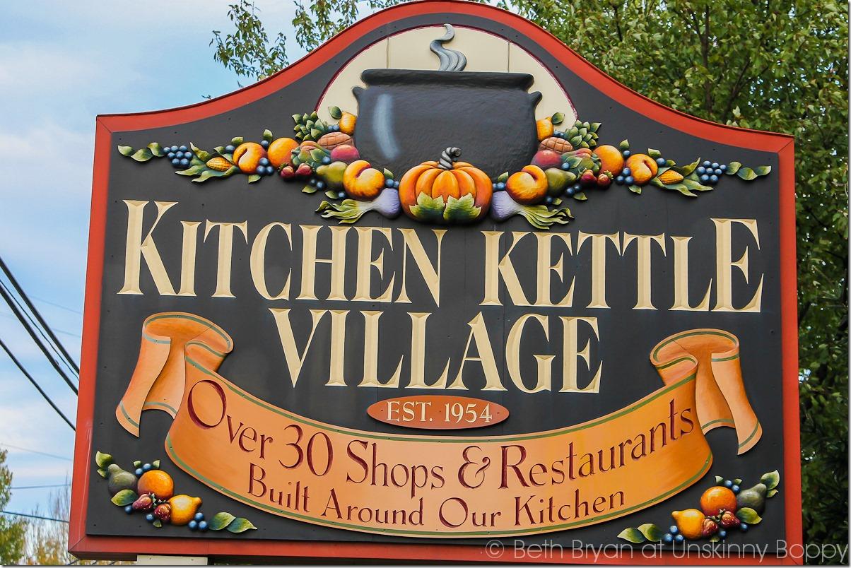 Kitchen Kettle Village Restaurant