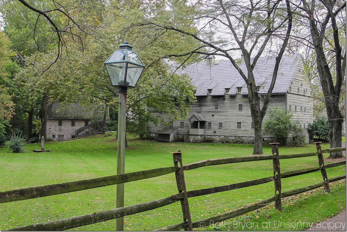 Ephrata Cloister and Pioneer Days