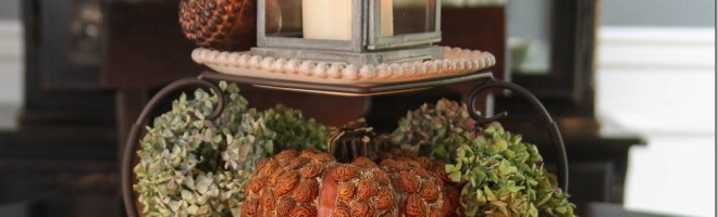 Fabulous Fall Party: Fall Decorating with Nature