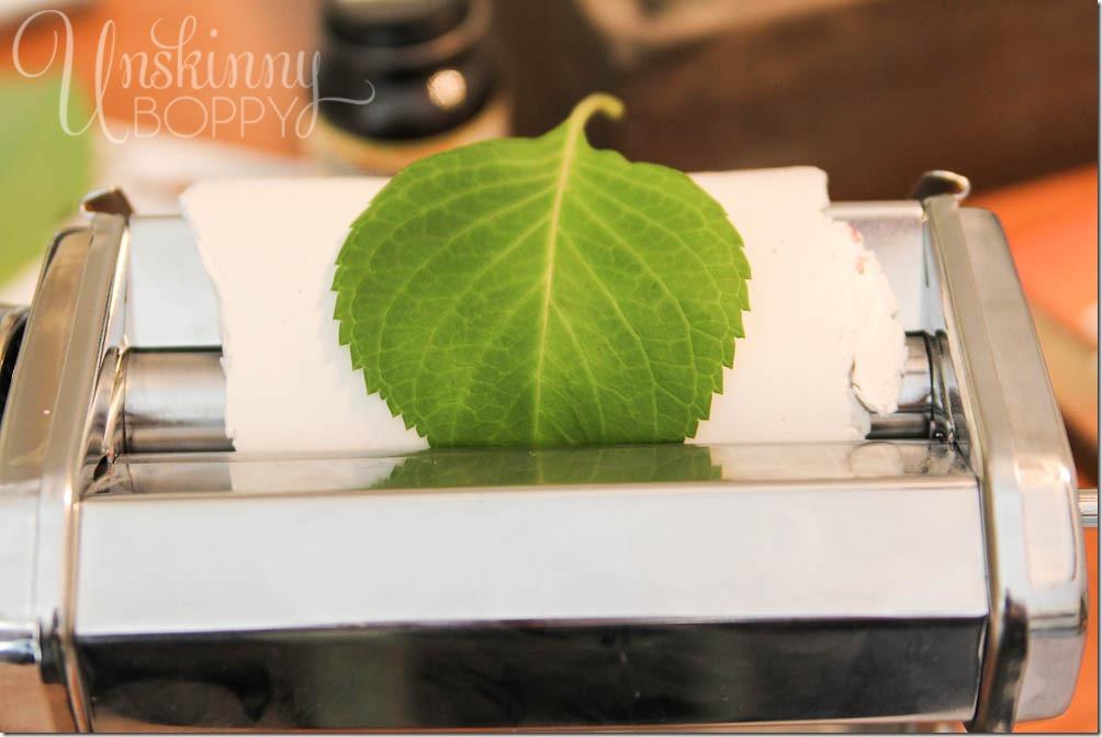 Polymer-Clay-leaf-craft-