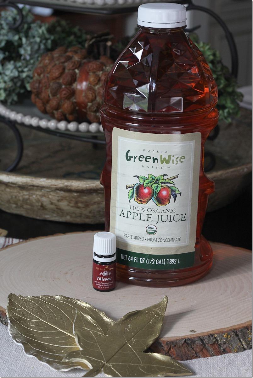 Hot Apple Cider recipe_