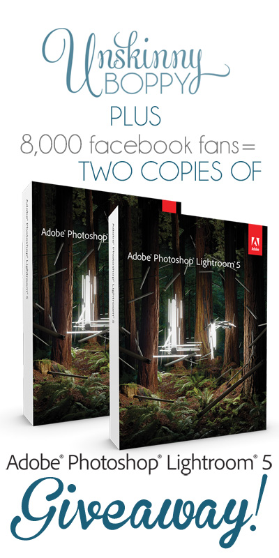 Win Adobe Lightroom 5