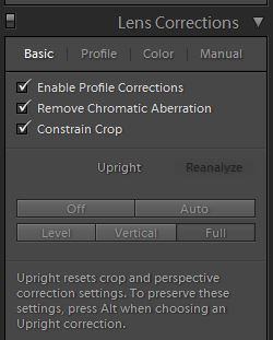 lightroom5 full photo straightening