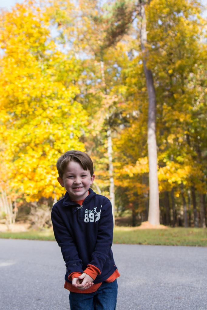 Garrett Fall Portraits 2013-16