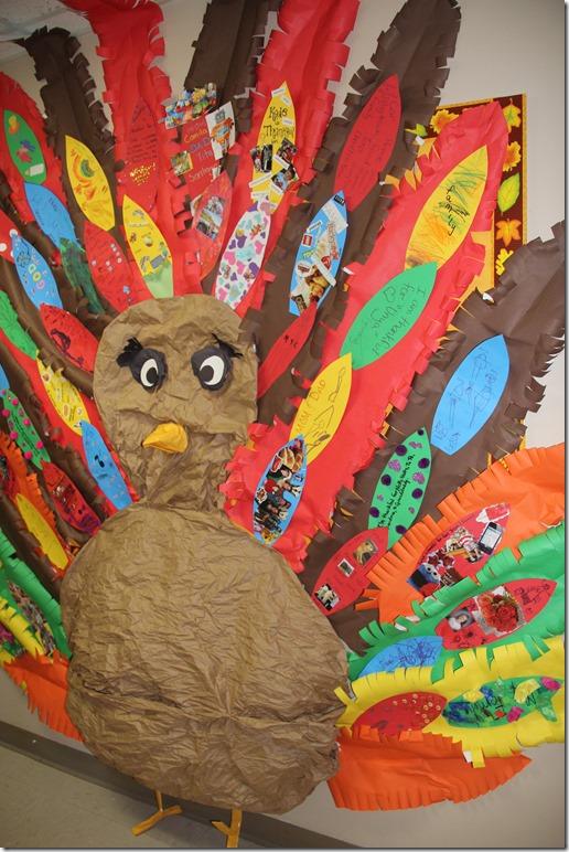 Preschool Turkey Feathers