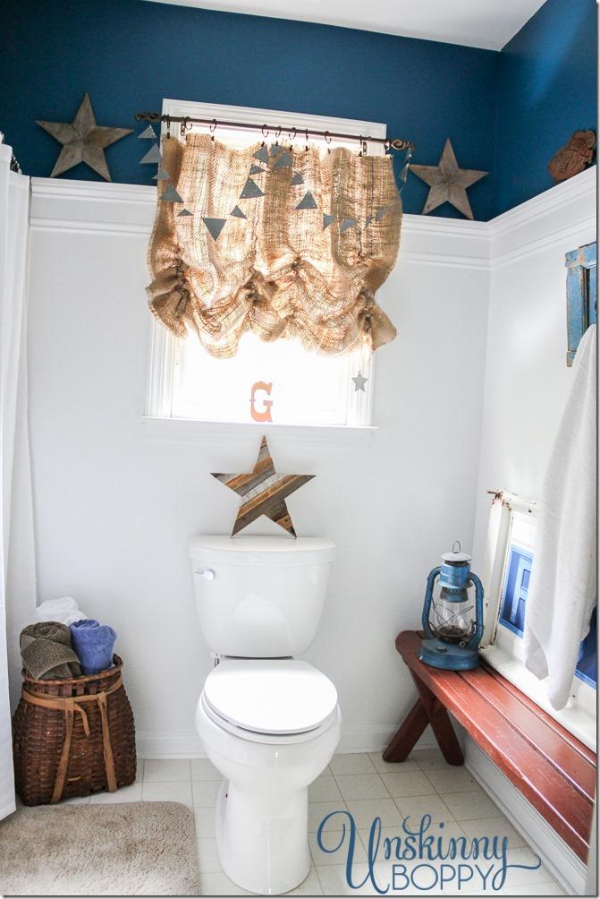 Rustic Boys Bathroom Makeover-6
