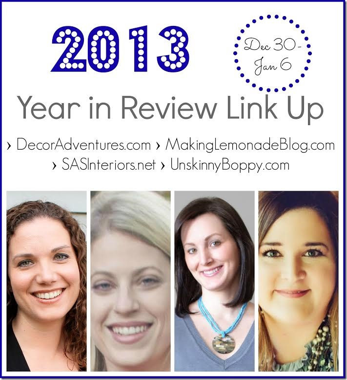 2013 Year in Review link party