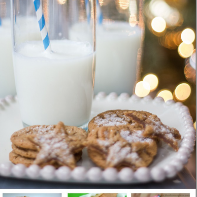 Five Perfect Christmas Cookies