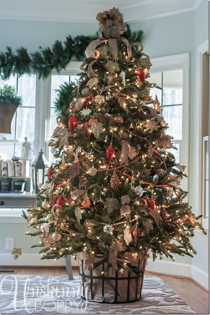 Balsam Fir Christmas Tree-2