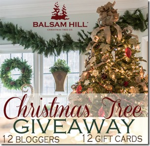 Balsam Hill Giveaway Square
