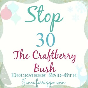 Craftberry Bush Stop 30