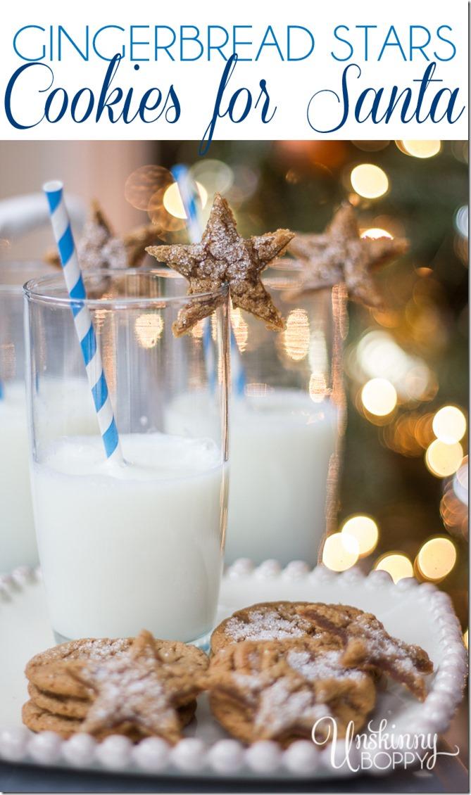 Gingerbread-stars-cookies-for-Santa