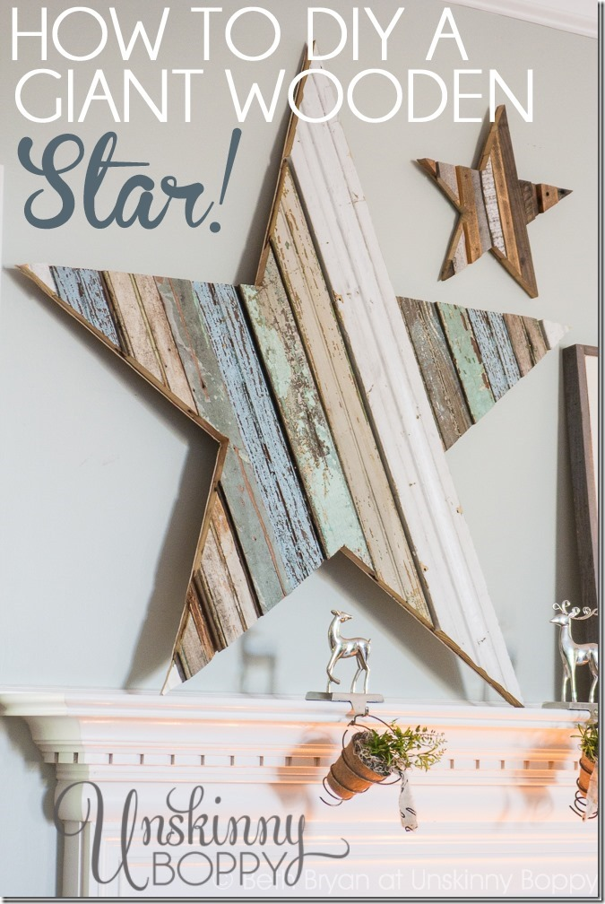 How-to-DIY-a-GIANT-wooden-star-Beautiful_thumb