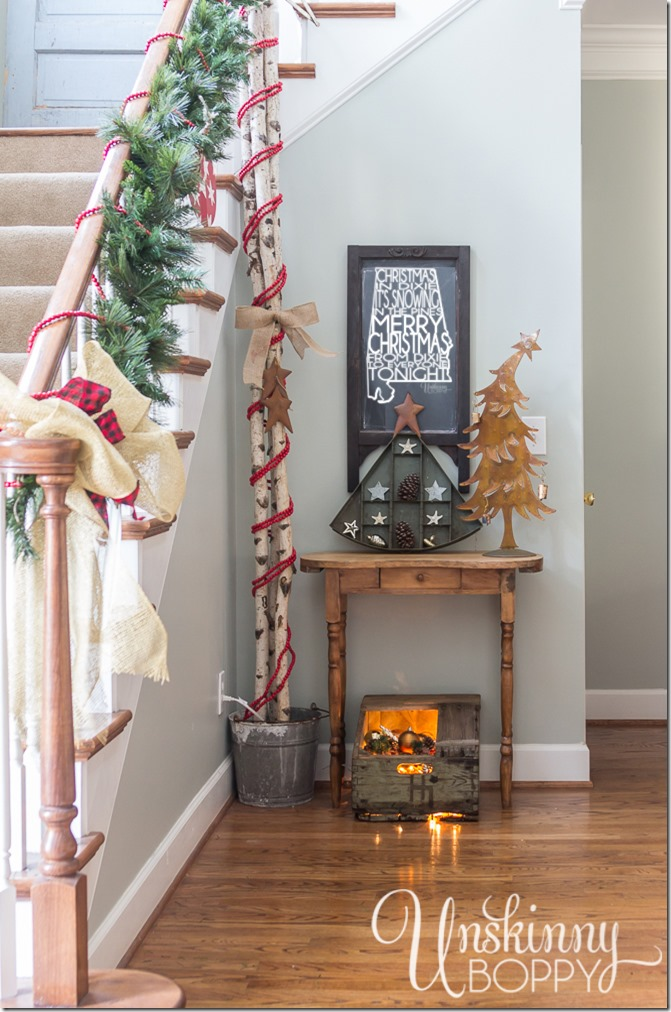 Rustic Christmas Decorations-4