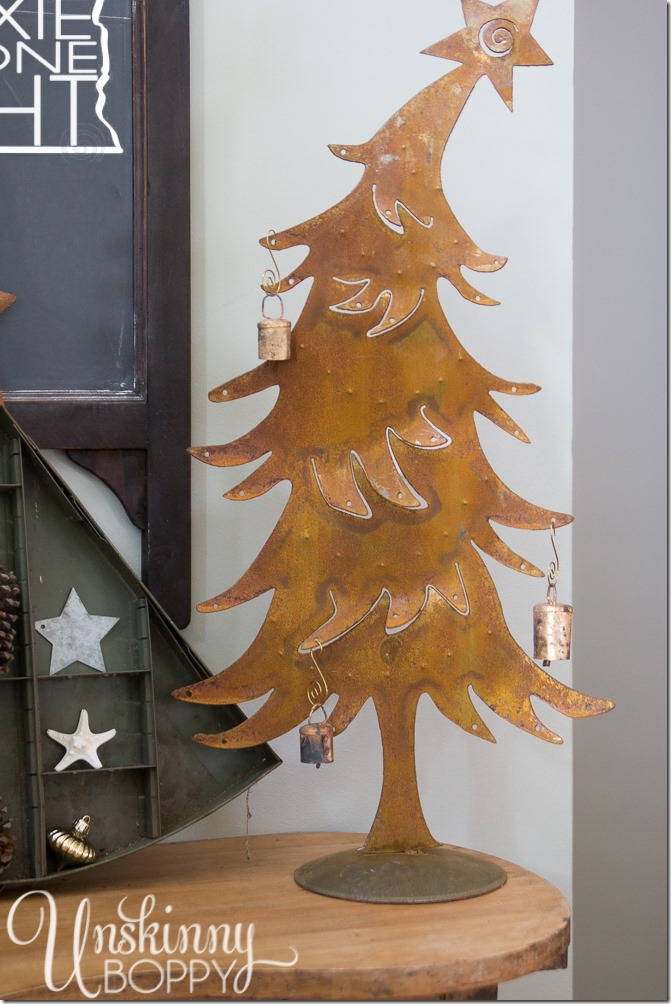 Rustic Christmas Decorations-8