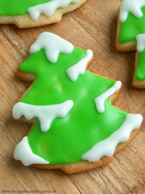 Decorating Ideas For Christmas Tree Cookies : Five perfect christmas cookies mohawk homescapes