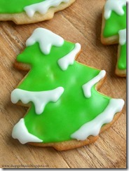 christmas tree cookies, 5 Perfect Christmas Cookies, Beth Bryan, unskinnyboppy, Mohawk Homescapes, holiday cookies